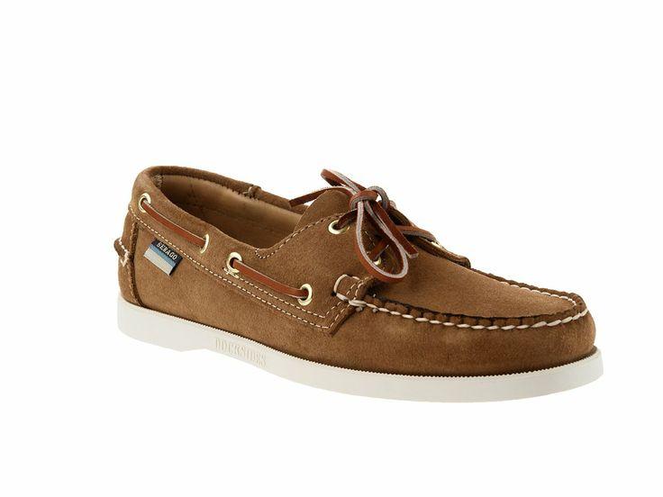 Nauticos Sebago, una autentica pasada de zapatos, te sentaran como un guante. Buscalos en www.outletfactory.es
