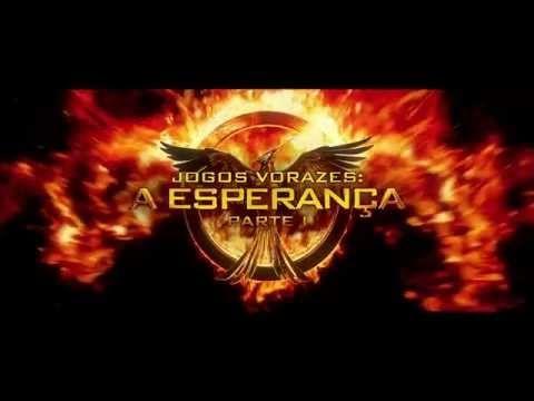 """Novo trailer do filme """"Jogos Vorazes: A Esperança – Parte 1″ http://cinemabh.com/trailers/novo-trailer-do-filme-jogos-vorazes-a-esperanca-parte-1"""