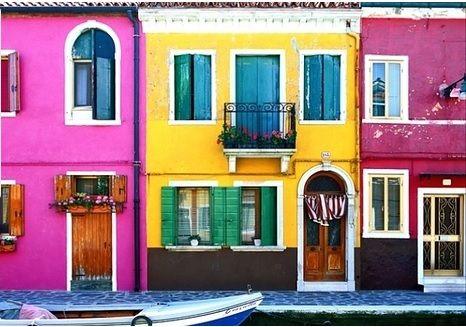 Burano...Italy