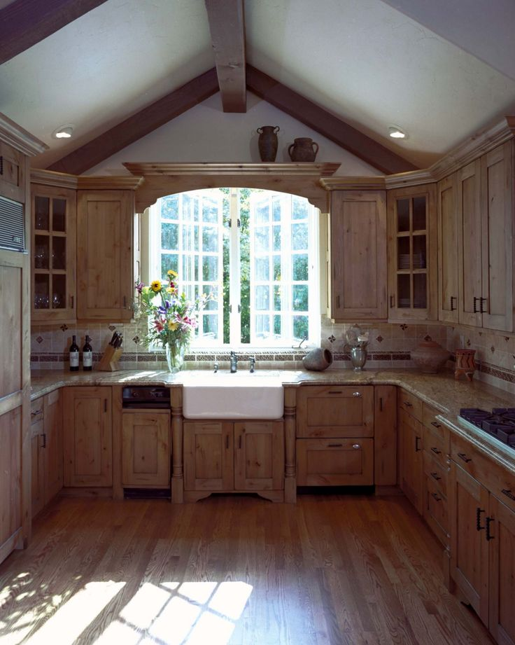 Natural Wood Light Go Hand In Details By Beckony Kitchens Bath