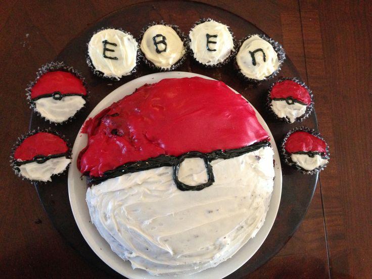 Homemade Pokemon Cake Ideas 52891 Homemade Pokemon Birthda