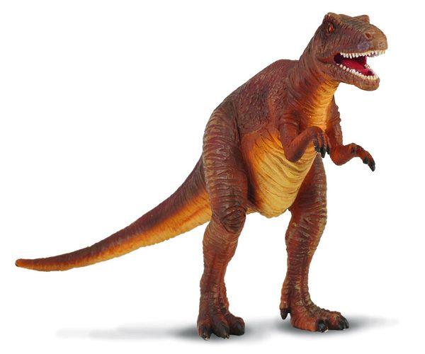 """Megalosaurus - El Megalosaurus era un dinosaurio carnívoro que solía cazar Estegosaurios y Saurópodos. Su nombre significa """"Lagarto Grande"""". Alto: 8 cm Largo: 16 cm Figuras de gran calidad y detalle, parecen de verdad!  Edad: a partir de 3 años Marca: Collecta Ref. 30204 Precio: 8.00 € IVA incluido"""