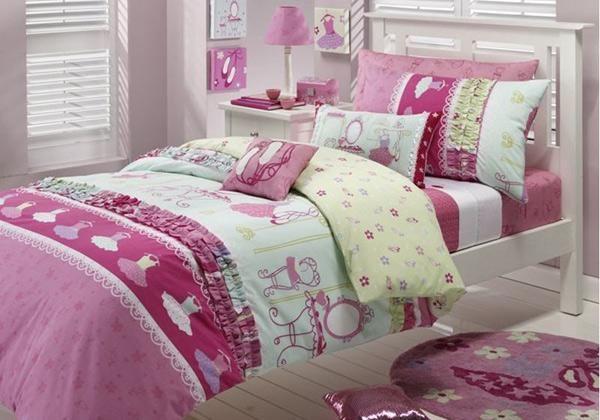 kamar tidur warna pink   credit : http://goo.gl/sJXJVf