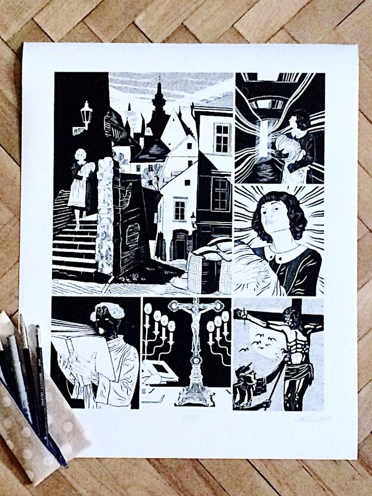 Poklad - Tomáš Motal #komiksovakytice #ceskygrimm #kjerben #poklad