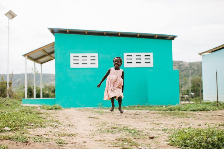 <p>After watching a video of a specific family, you give money to help build that family a home; 100% of the donation goes solely to that house.</p>
