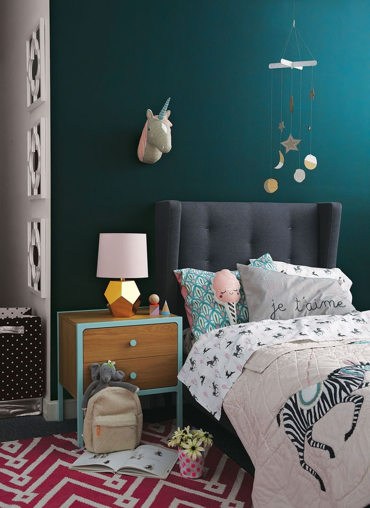 How to Use Rich Wall Colors in