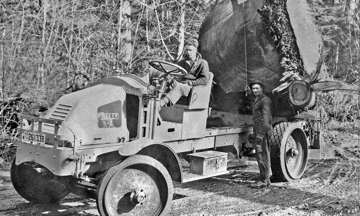The KellySpringfield Motor Truck Company The heavyduty