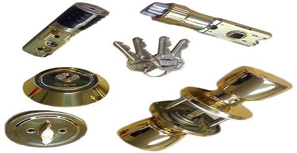 Mobile Home Entry Door Knobs