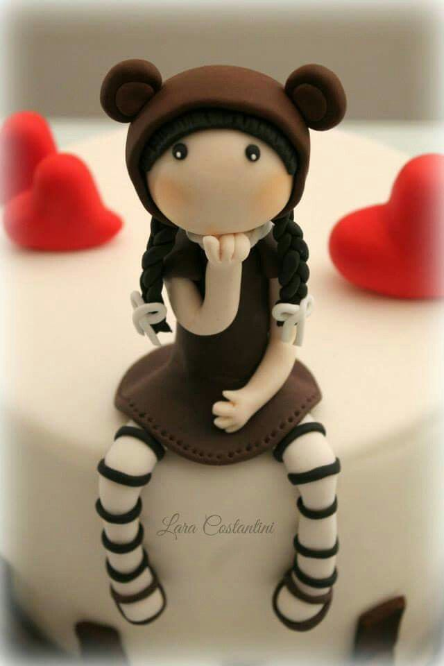 Cake Art By Suzanne : 132 best images about Gorjuss Cakes on Pinterest Cakes ...
