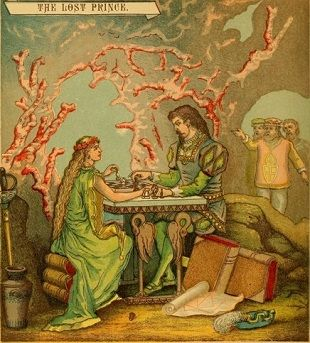 10) In Act 5, Miranda and Ferdinand were playing chess with each other. This is significant because relationships are similar to chess games. In chess, two people are pitted against each other in a game, much like how partners in a relationship play games with each other. Also, chess is a game that you can cheat at, similar to real relationships.
