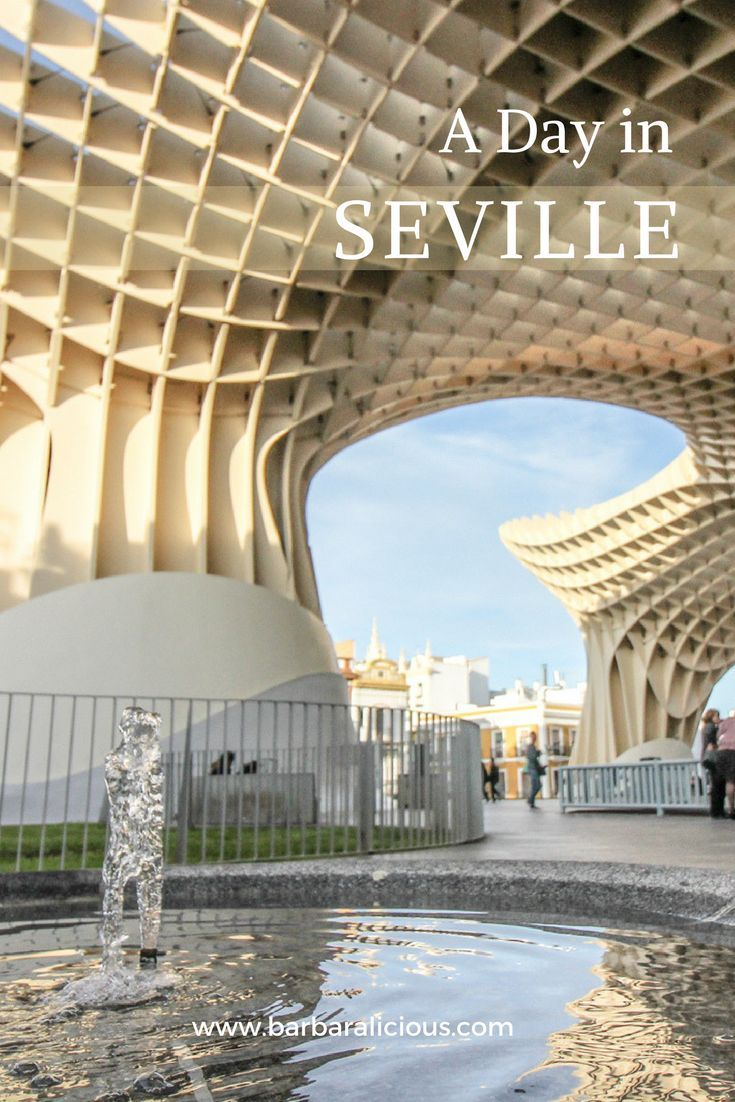 What to do if you have just one day in Seville? I will tell you everything you need to know about your short trip to the beautiful city in Andalusia.