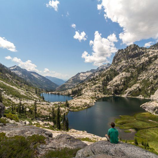 Your hiking guide to California's Trinity Alps