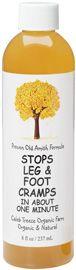 StopsLegCramps.com - Home Page - Amish Formula to Stop Leg Cramps