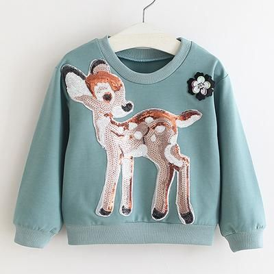 Sweet sweater with sequins / Bonito jersey con lentejuelas