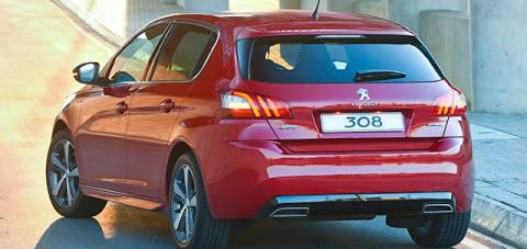 NEW ON THE SITE Save up to R3 299-00 on the #Peugeot 308 1.2T GT Line! Available on www.newcardeals.co.za from R326 601-00.