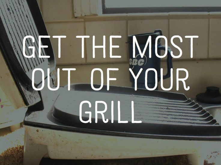 Learn more about using your George Foreman grill.