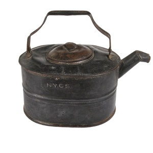 New York Central Railroad Kettle now featured on Fab.