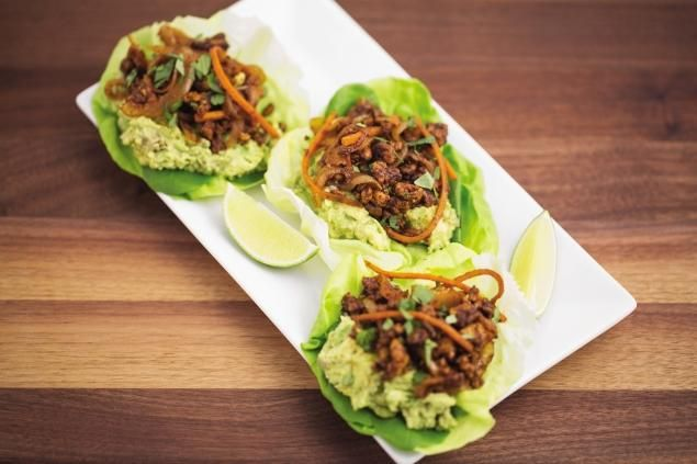 Spiced Ground Turkey Wraps are part of Dr. Hyman's recommendations in THE BLOOD SUGAR SOLUTION 10 DAY DETOX DIET. Vist the New York Daily News for recipe!