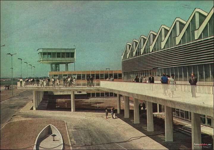 MPL Okęcie, lata '70