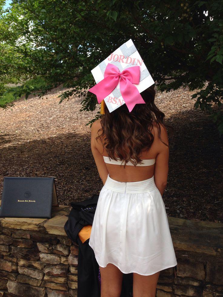 My nursing school graduation cap