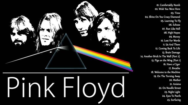 Pink Floyd greatest hits collection - Best of Pink Floyd
