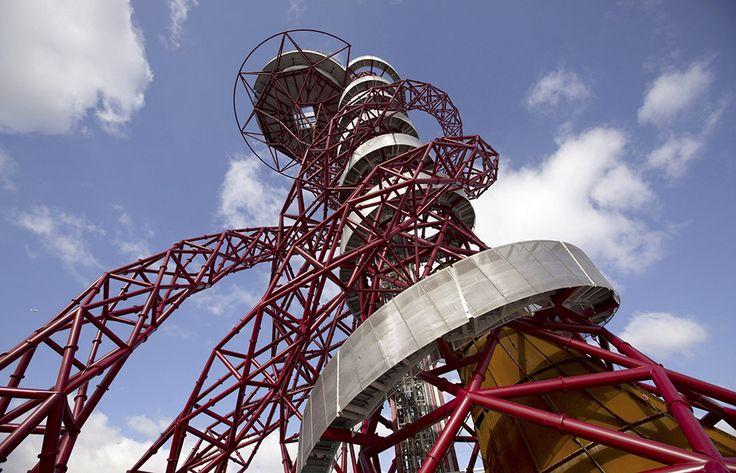 La tour d'Anish Kapoor à Londres : œuvre d'art ou tobogg