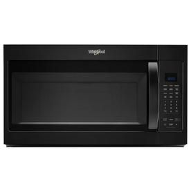 Whirlpool 1 9 Cu Ft Over The Range Microwave With Sensor Cooking