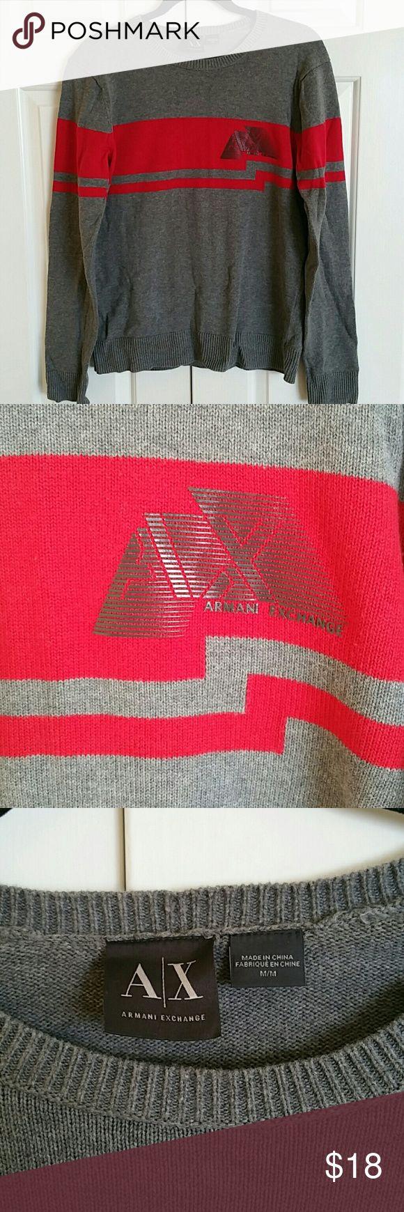 Selling this Armani exchange knit on Poshmark! My username is: holic012. #shopmycloset #poshmark #fashion #shopping #style #forsale #Armani Exchange #Sweaters