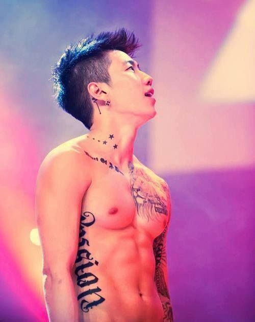 Jay Park & all his tattoos                                                                                                                                                      More