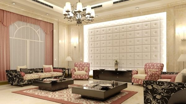 Saudi Majlis Dubai Living Room Design Modern Moroccan Interiors Design