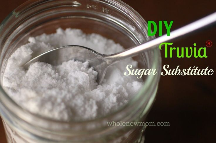 """If you're on a low carb diet this DIY Sugar Substitute Recipe like Truvia is a great way to save money and avoid the additives in the store bought brand. There are """"natural flavors"""" in the Truvia that I would rather avoid for sure."""