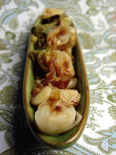 This whole blog has Italian food that looks amazing.