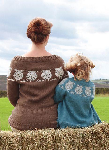 Ravelry: Hoggett pattern by Ann Kingstone