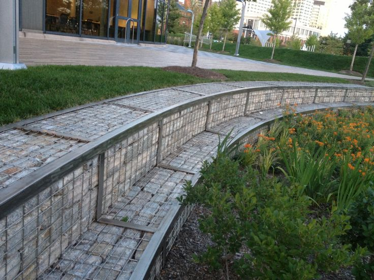 402 Best Images About Gabion Wall On Pinterest Water