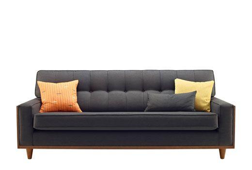 G Plan Vintage 59 Large Sofa