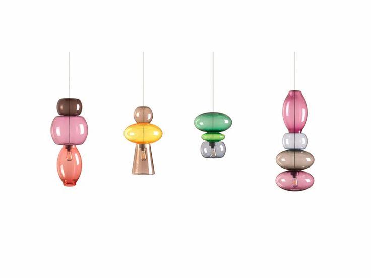 LED pendant lamp CANDYOFNIE by Fatboy Italia