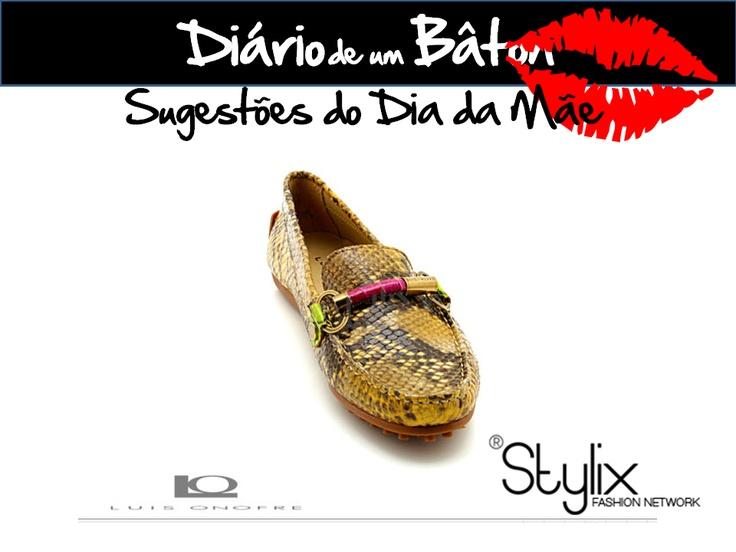 Mocassins do Luis Onofre bem coloridos e confortáveis - na Sylix.pt