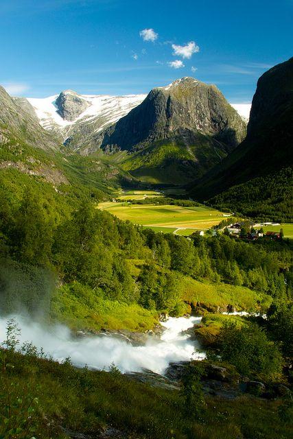 Stardalen, #Norge ☮k☮ #Norway