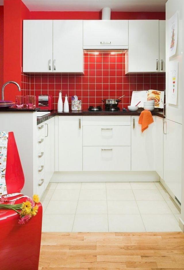 Farbgestaltung F U00fcr Wei U00dfe K U00fcche 32 Ideen F U00fcr Wandfarbe Kuchendesign Moderne Kuchendesigns Und Kuchen Design Ideen