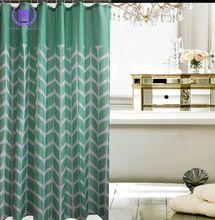 180x180 см Водонепроницаемый зеленый Занавески Для Душа с Крючками Рождество Ванная Комната Занавески для душа для ванной аксессуары banheiro(China (Mainland))