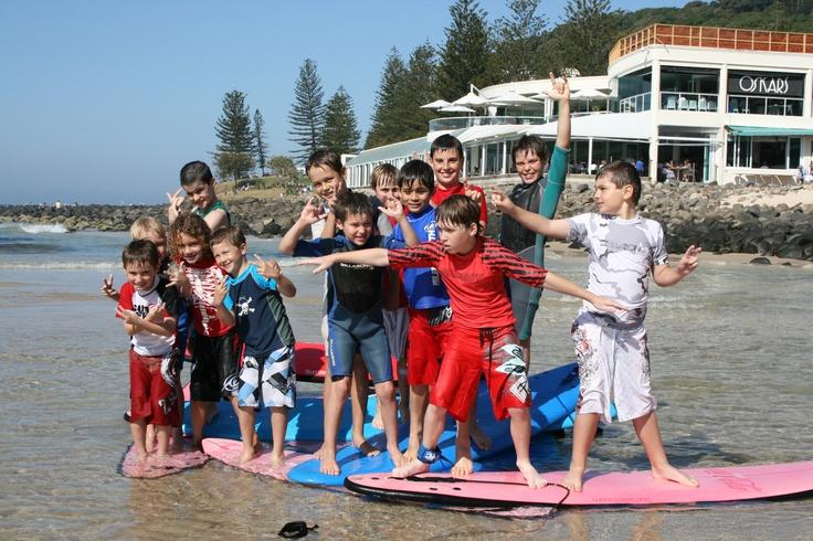 Godfathers of the Ocean Surf School - Burleigh Heads