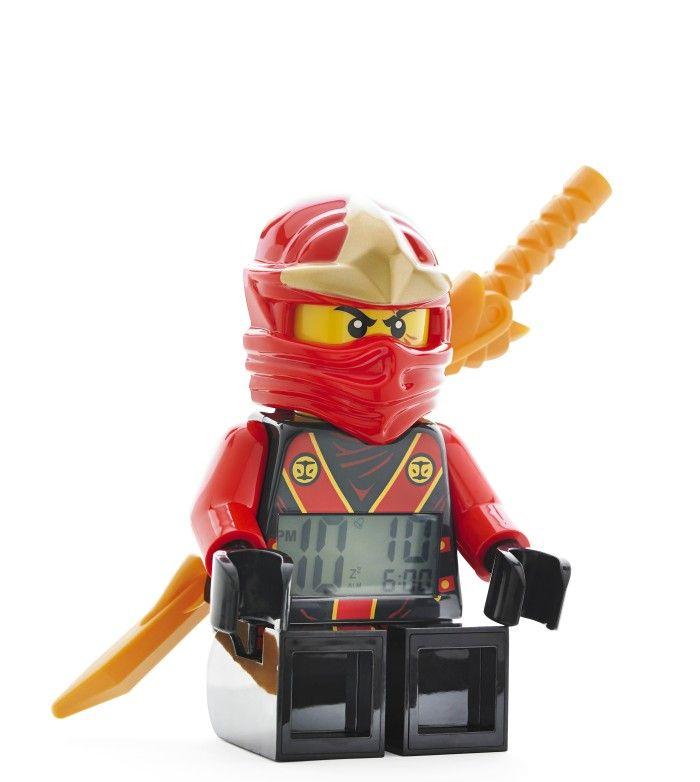Ninjago Kai Alarm Clock Kid Approved Pinterest Shops