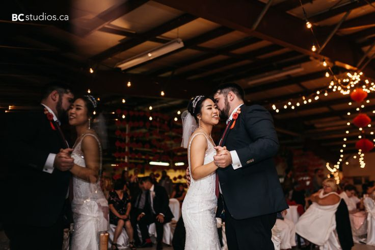 Schlamp Wedding at Edmonton Oilfield Technical Society First Dance Photo