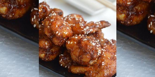 Kuliner: Resep Sweet And Spicy Tongdak Korea (Chicken Wings) | Vemale.com