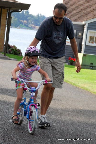 Teaching your child to ride a bike - BIKE HUB - http://www ...