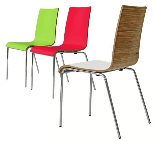 Zero Two-Tone Breakout Chair