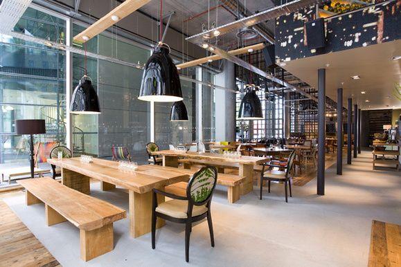 Open Plan Restaurant Kitchens Google Search Ideas