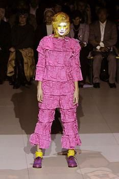ugly clothes | ... is it that fashion designers today are creating really ugly clothes