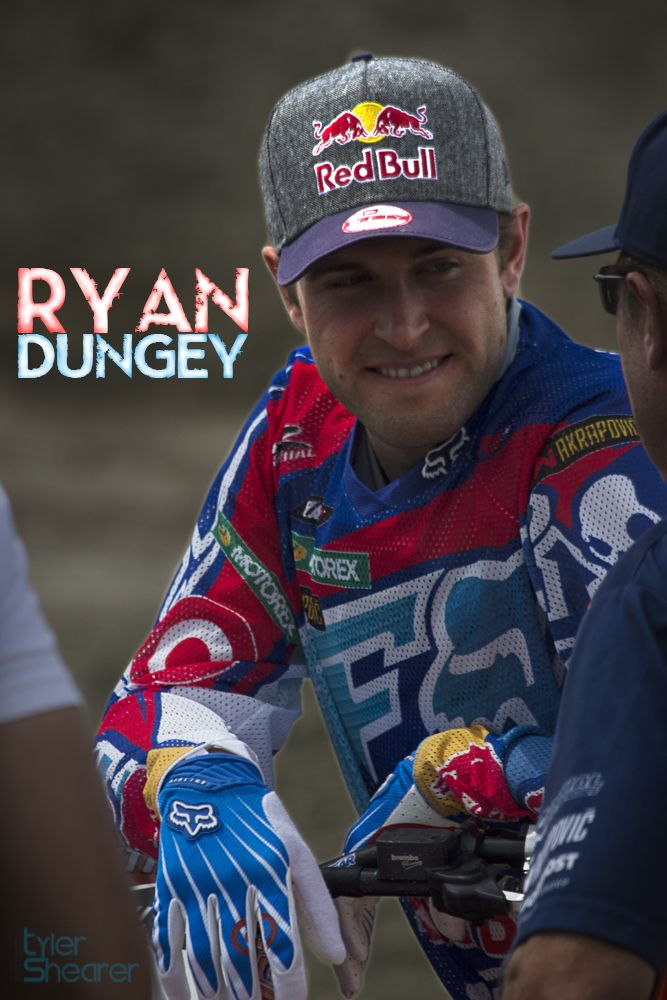 Ryan Dungey Miller Motosports Park AMA Motocross KTM racing Red Bull Fox Racing