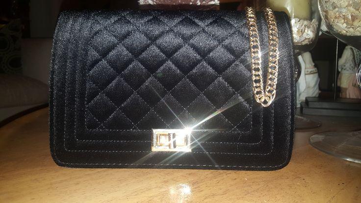 Designer inspired purses by Katherine Kelly. Velvet bag